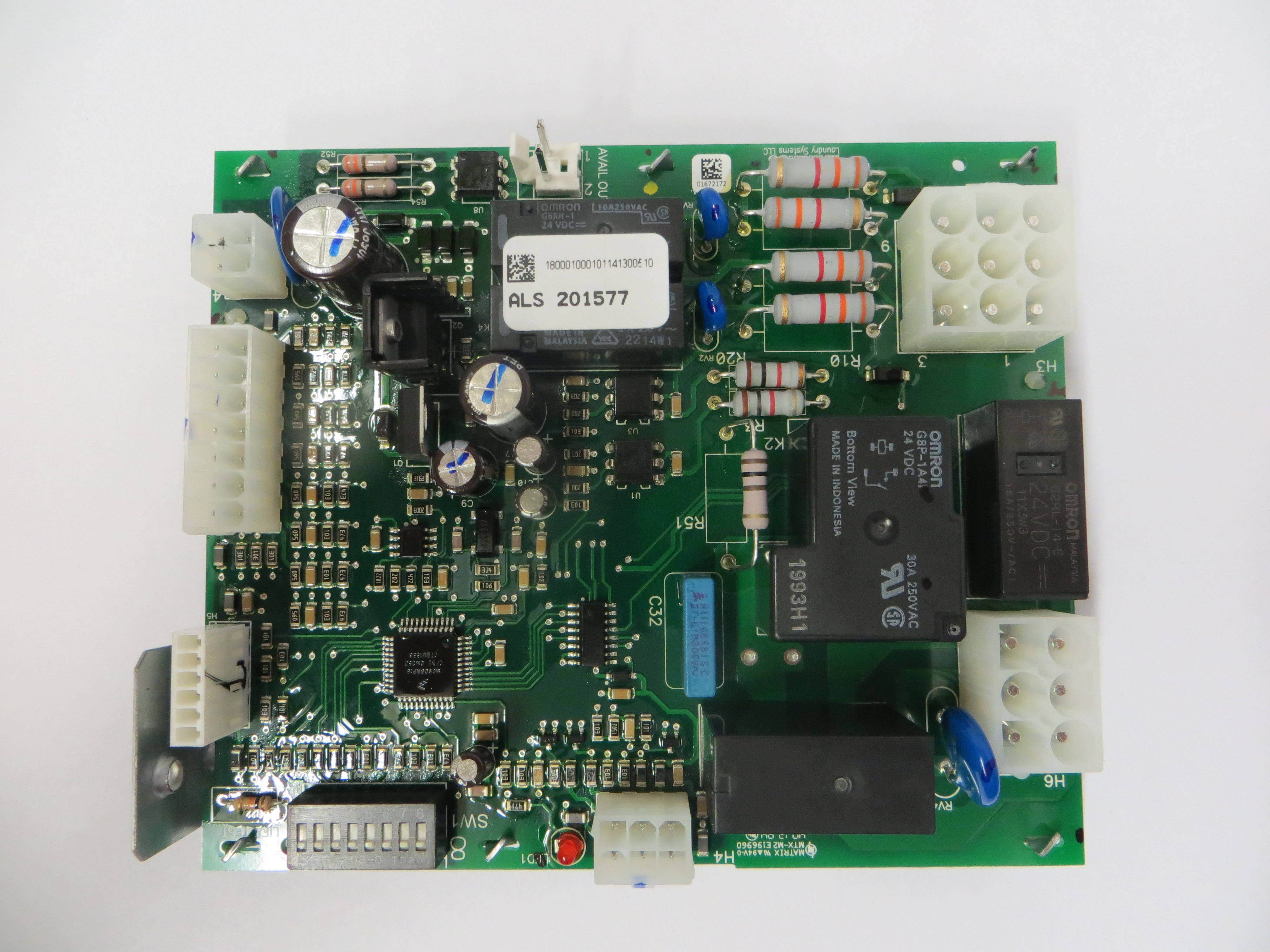 Hybrid Electric Control Board