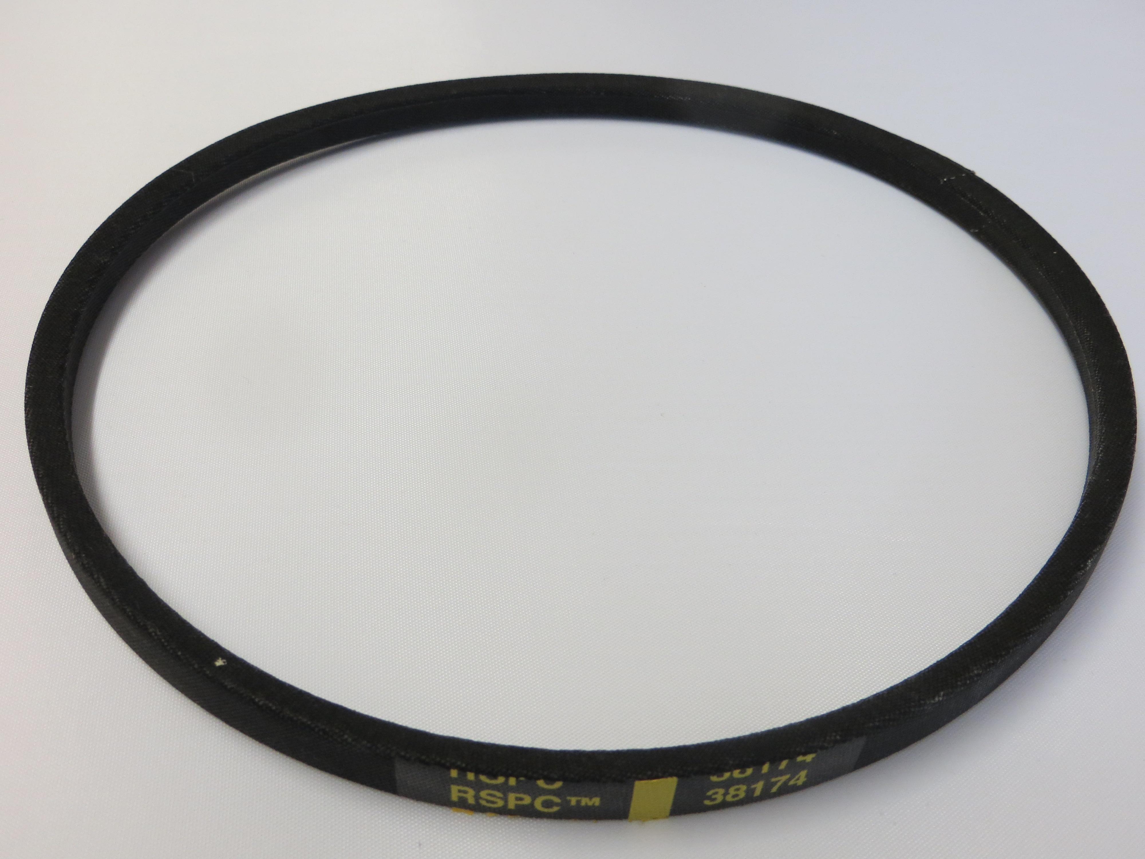 Agitate & Spin Belt