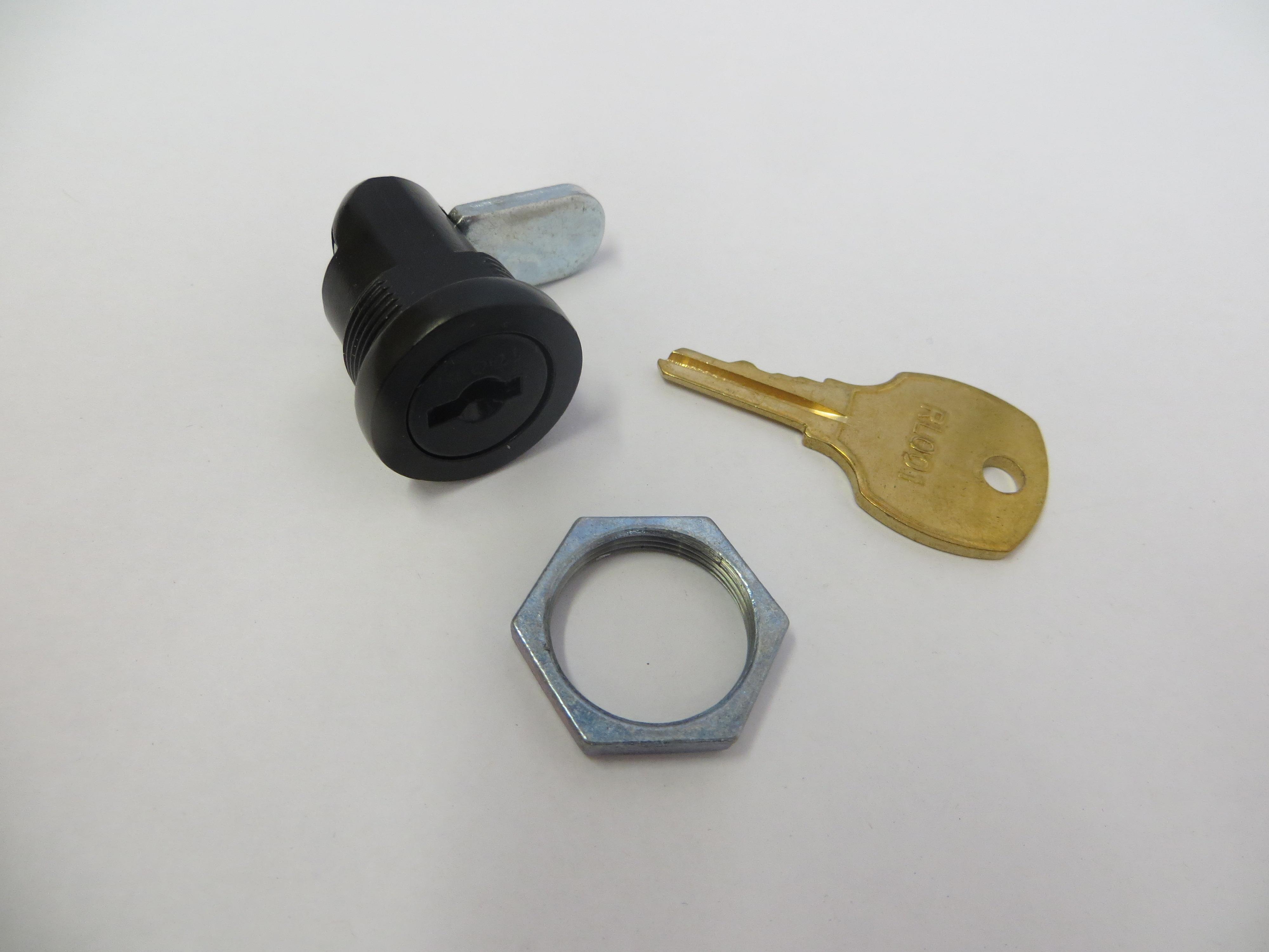 Kit Lock Key & Nut (RL001)