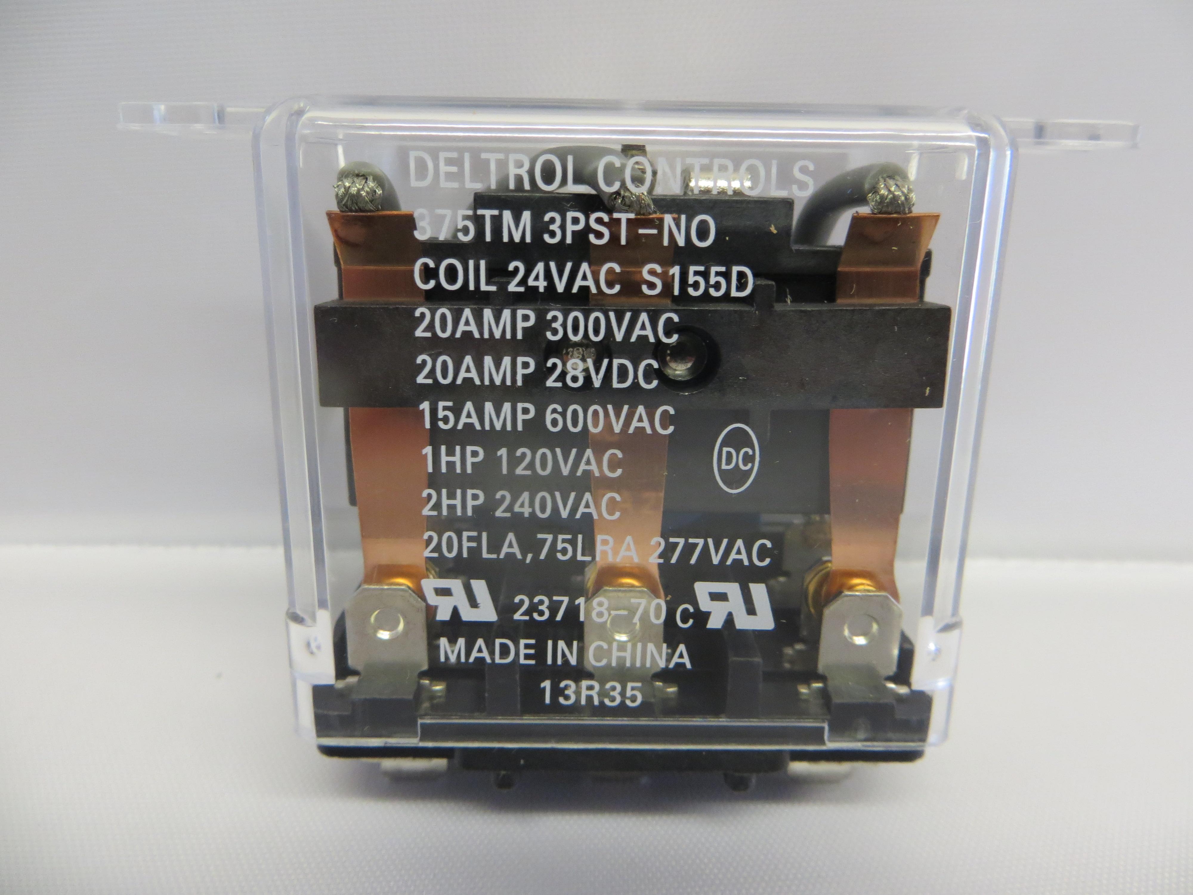 24V--(Ice Cube) Motor Relay Ot