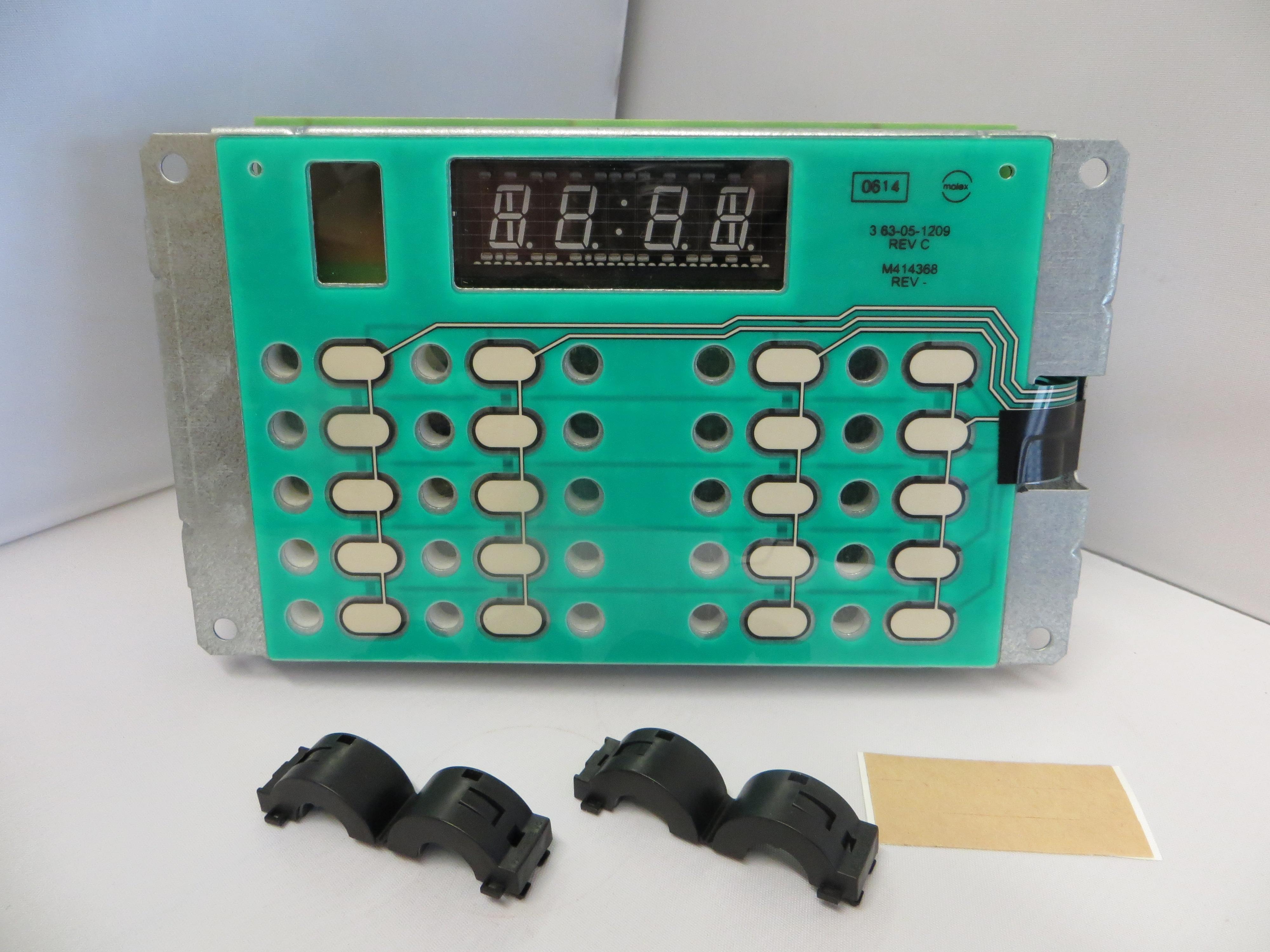 Kit Control & Carton 24V/50-60