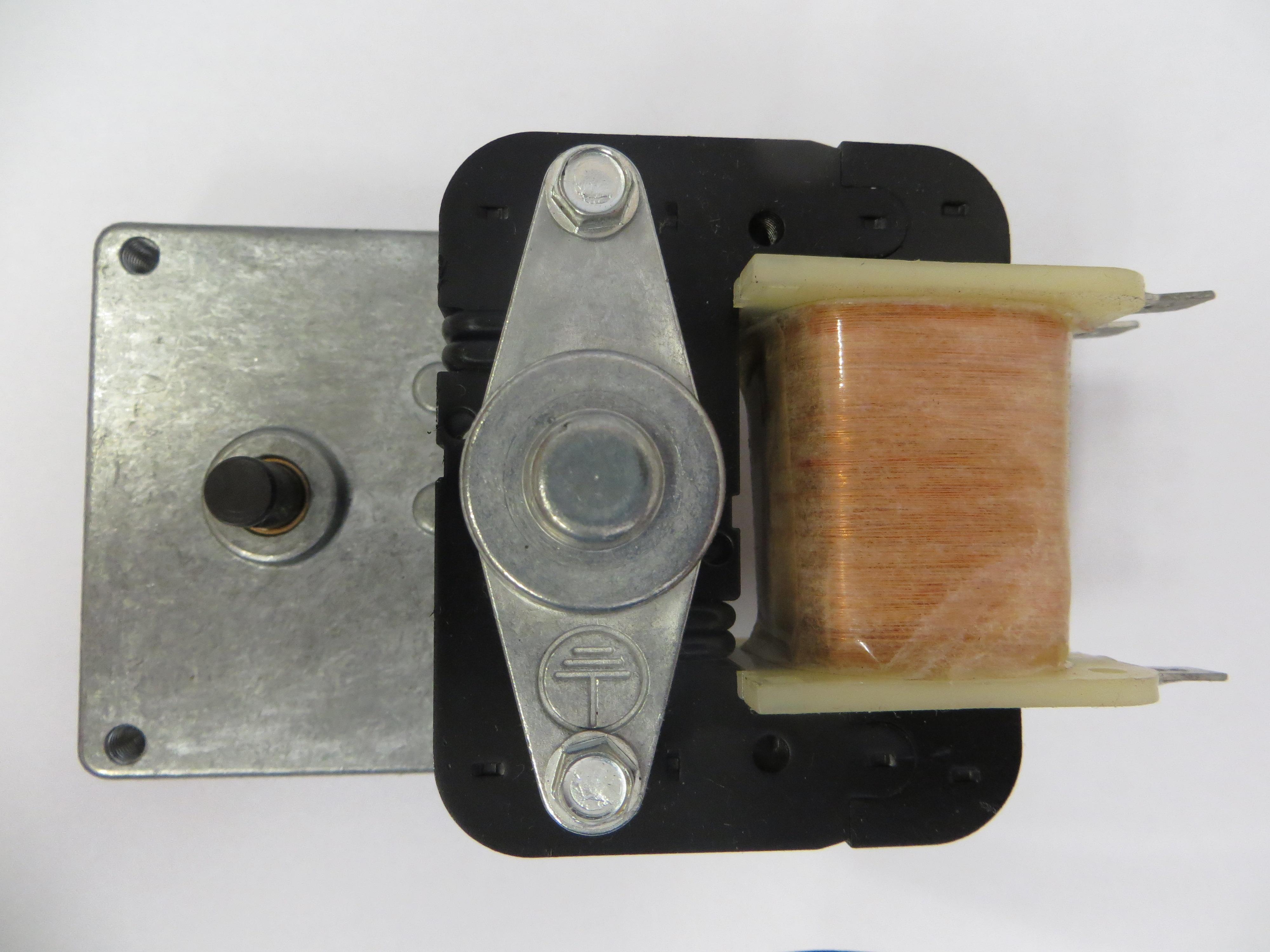 970400 - Wascomat 220V Motor & Gear