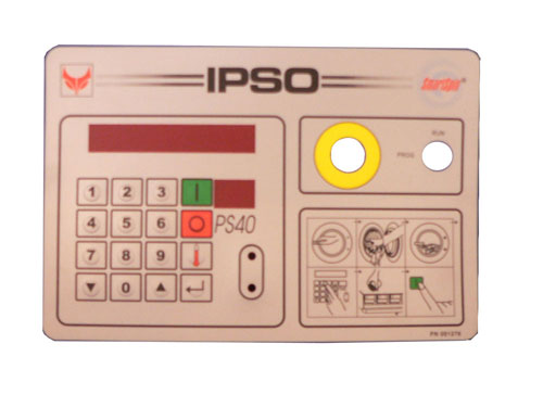 DECAL PNL Control IPSO