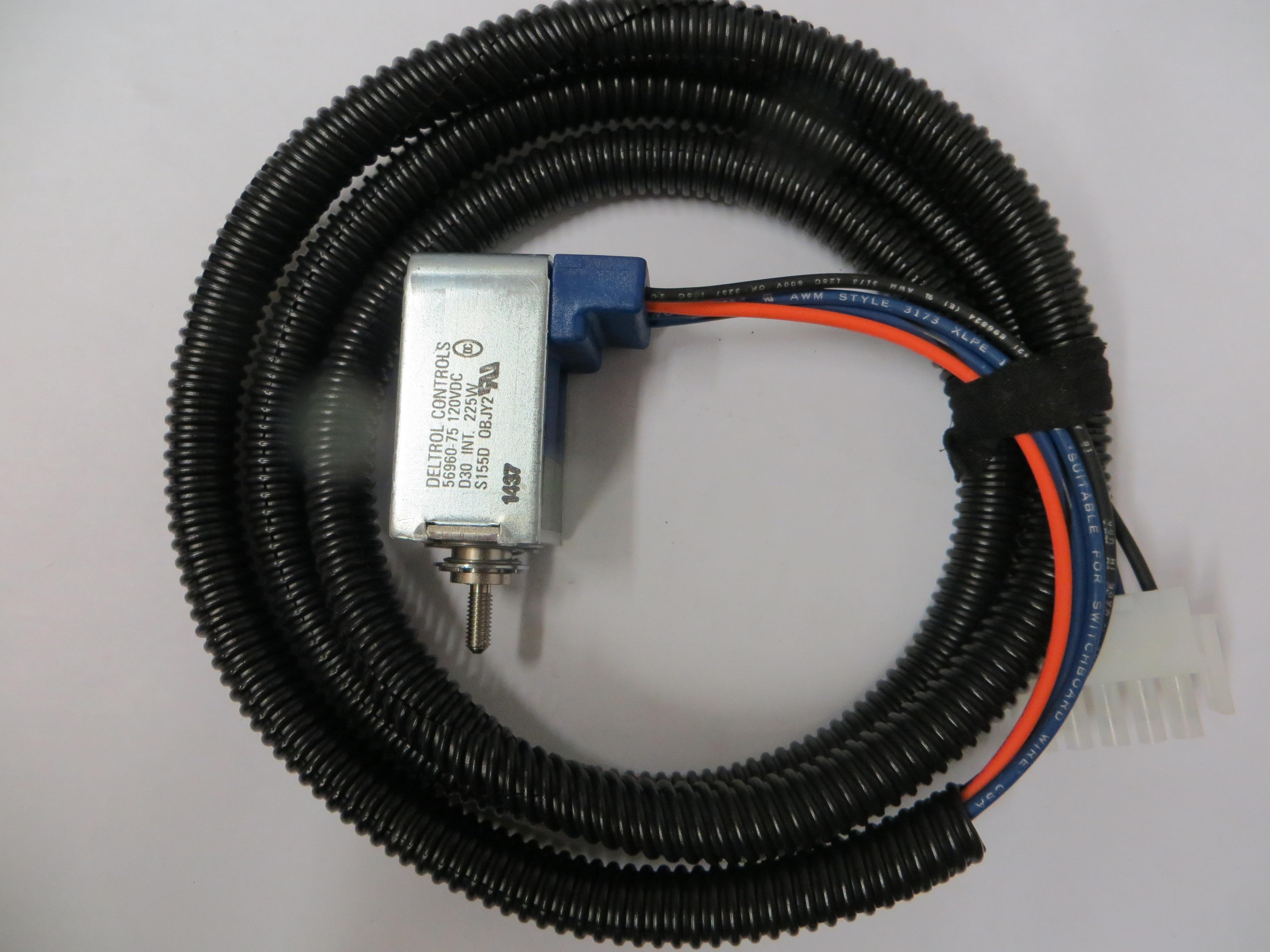 Door Lock Solenoid Harness  C18-80HC2/V