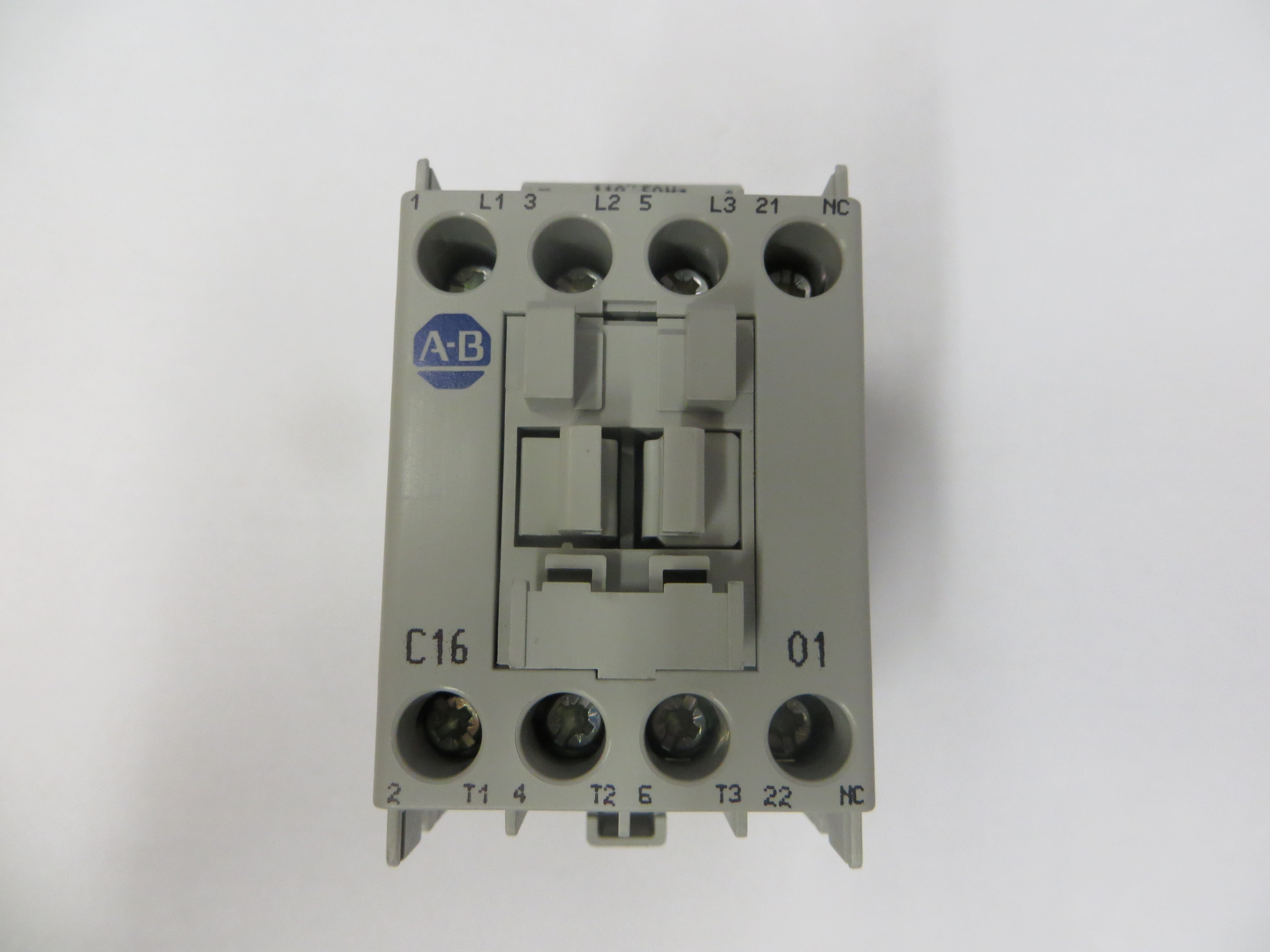 Spin Contactor C16 120V