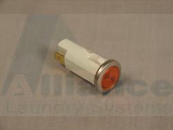 Amber Light 115 V 1/2
