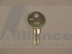 Key PROGRAM WE6 Key#A153