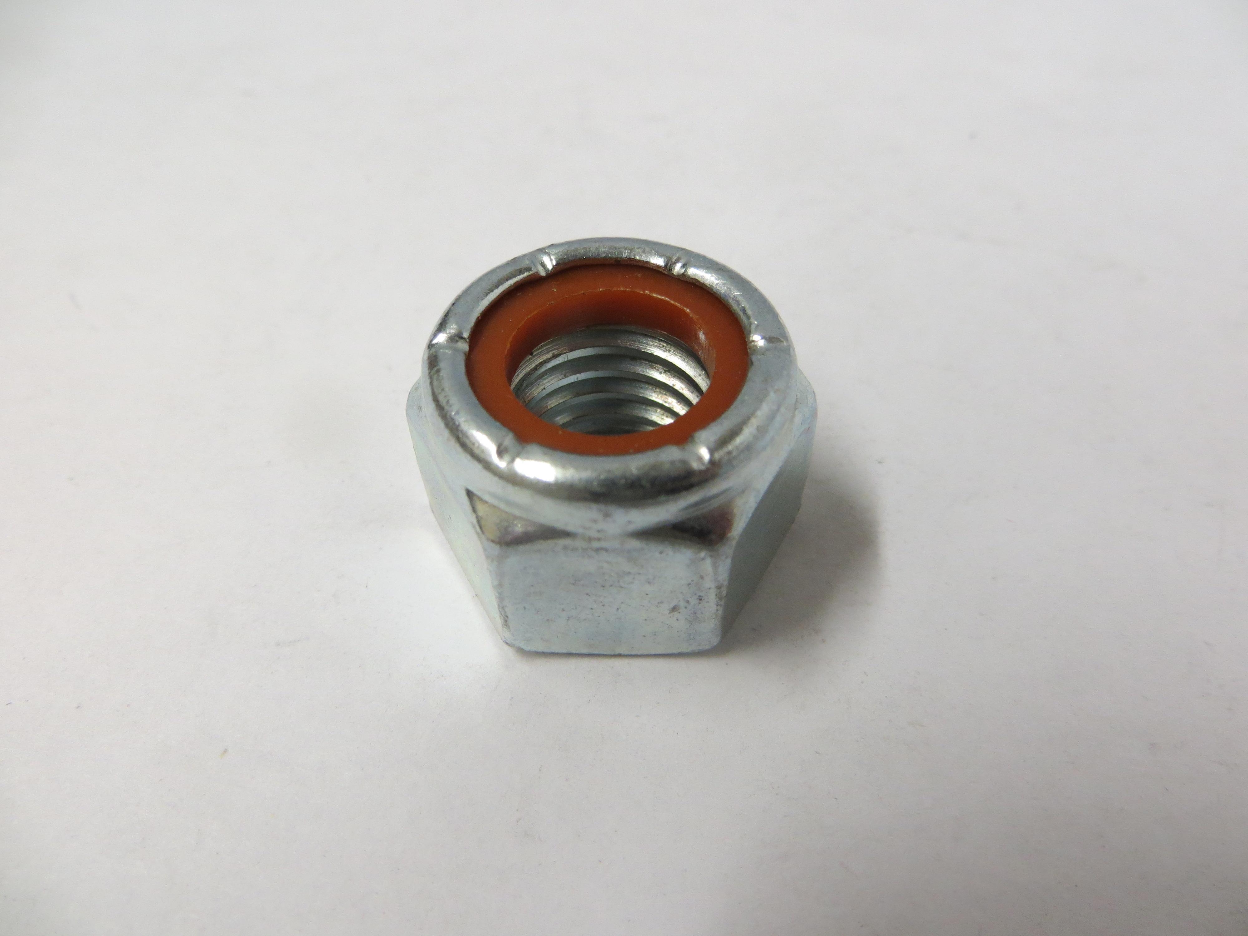 Fiber Lock Nut  9/16-12