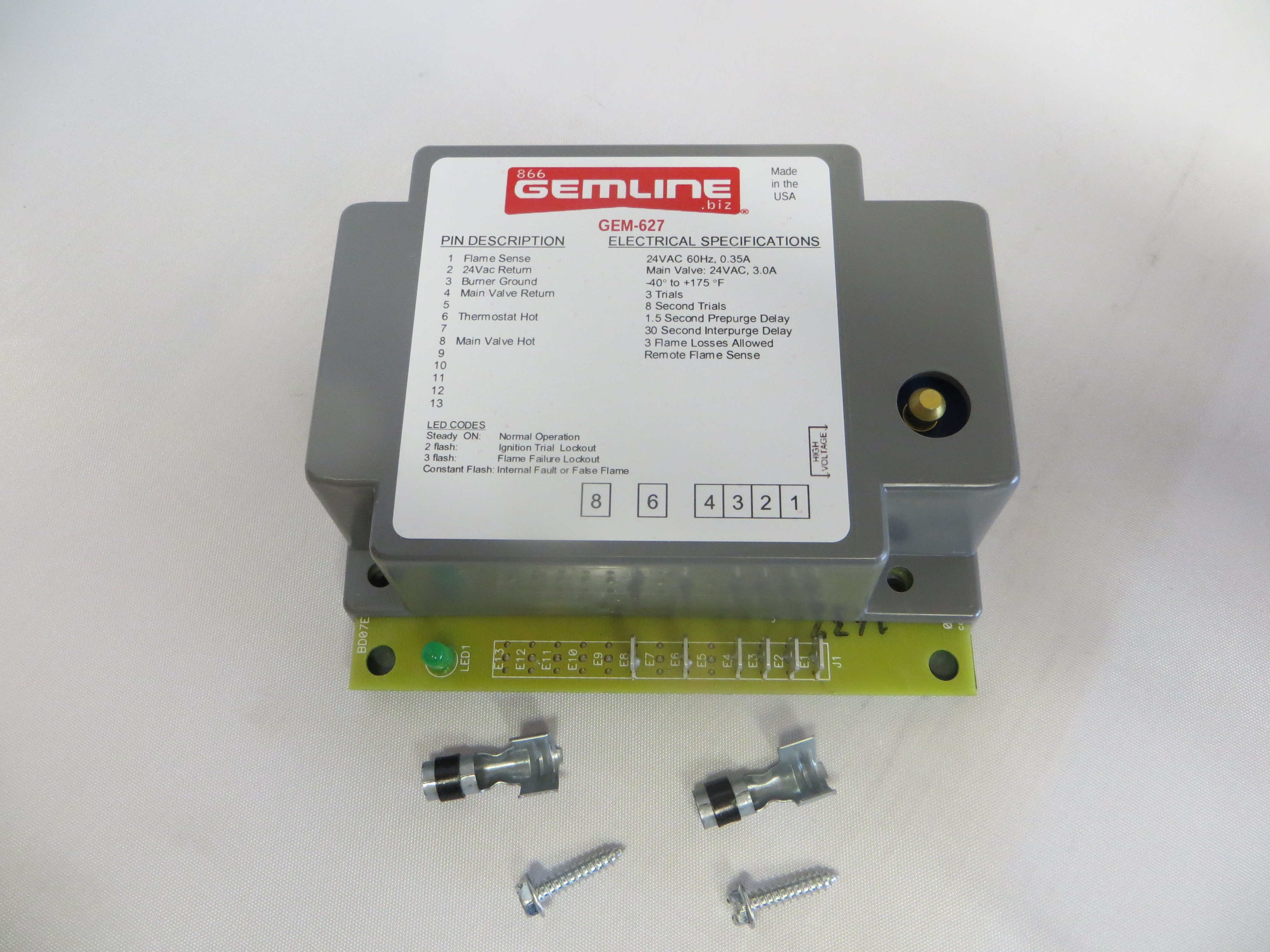 Generic ADC Ignitor Replacement Kit
