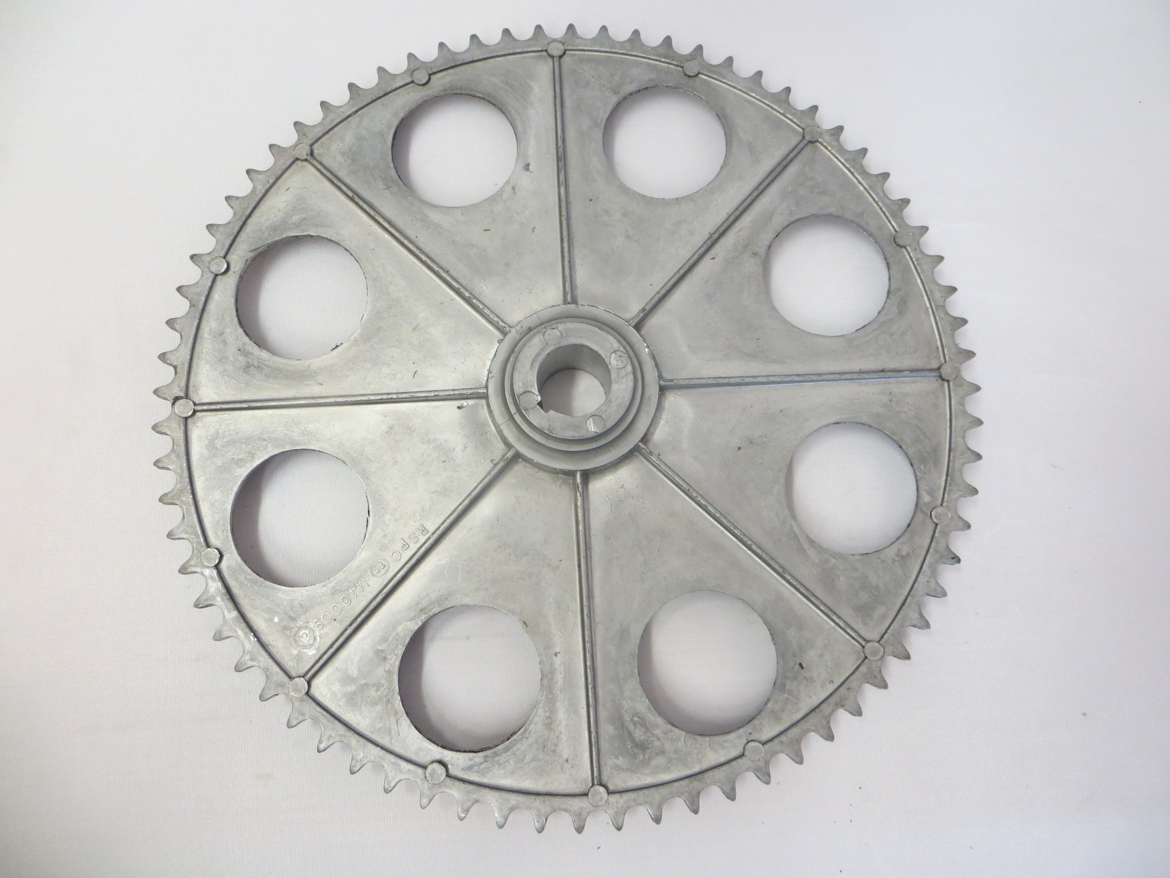 Sprocket 72 Tooth Cast