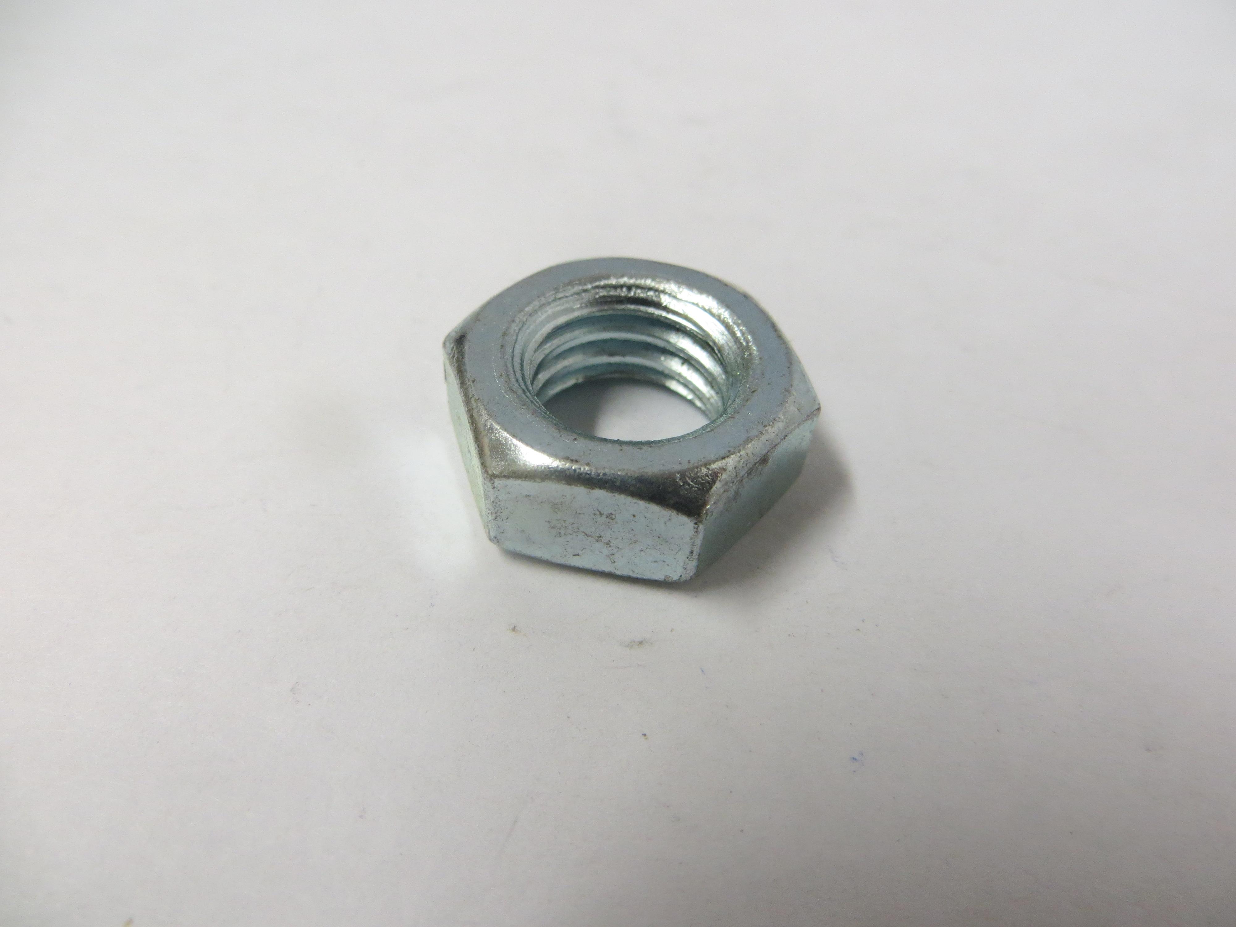 Hex Nut 1/2-13 JAM-UNC-ZNCPLT