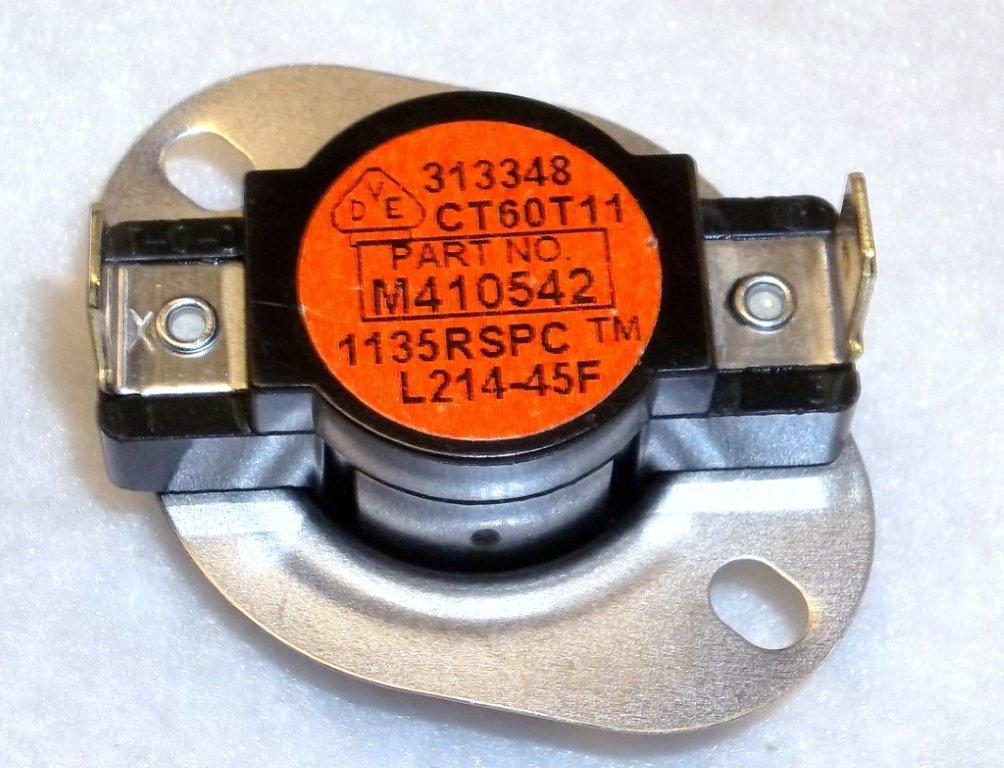 Thermostat LIM 214F Orange
