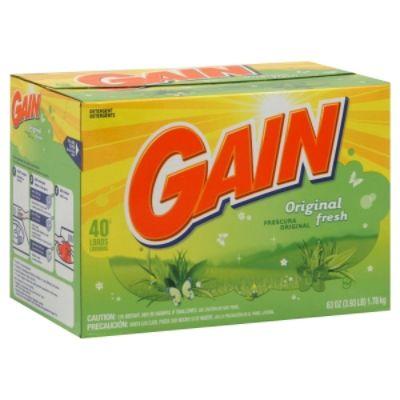 Detergent -- UPC -- 49338 -- 1