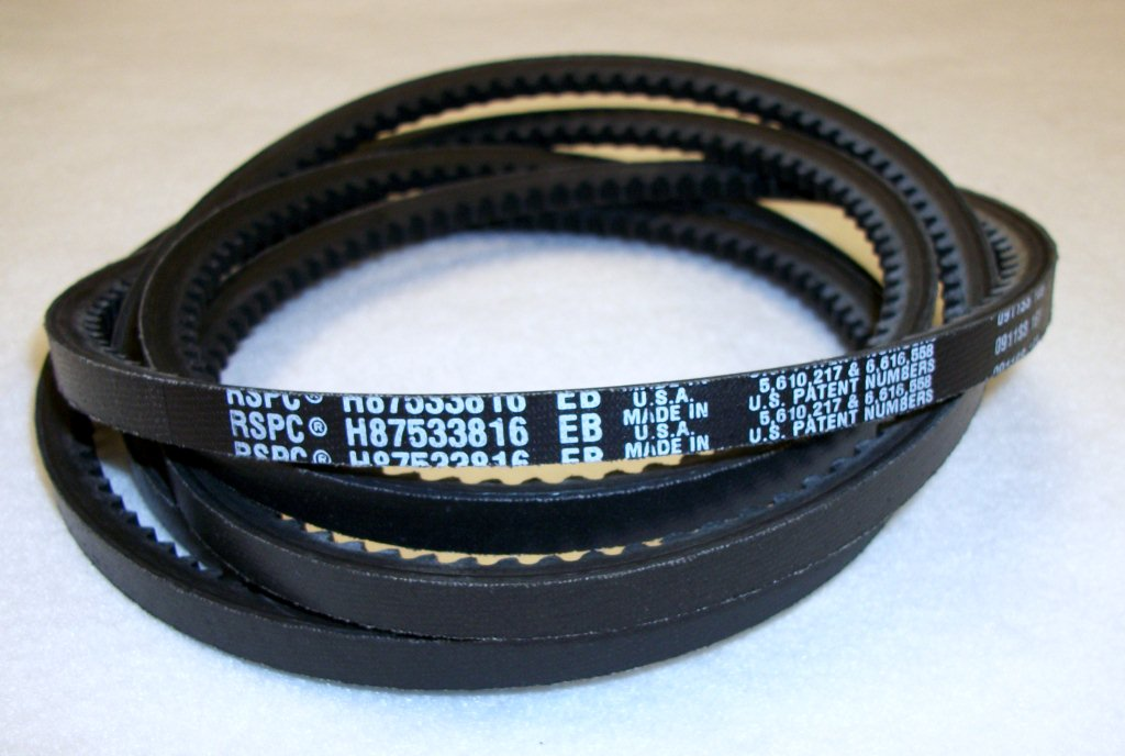 Set Of 3 Belts -3V X 950