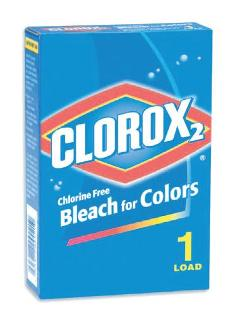 Clorox II With Bleach/Color Booster