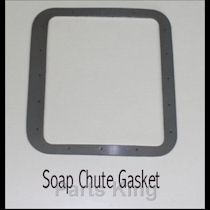 02-03304A - Milnor Soap Chute Gasket