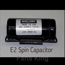 KHMTRCAP02 - E-2 Spin Capacitor   400 - 480