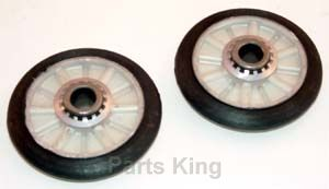 349241T - Whirlpool Dryer Roller Support