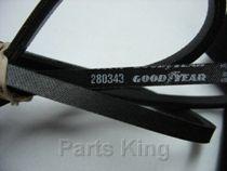 900750 - W124 Wascomat FRT Load BELT US