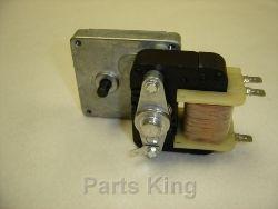 970401 - Wascomat 110V Drain Motor Gear
