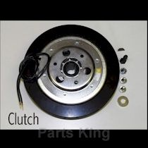 S-54H160AK - Clutch w / Pulley 35/55lb. Spi