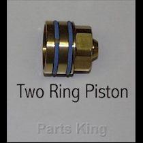 2-RING PISTON