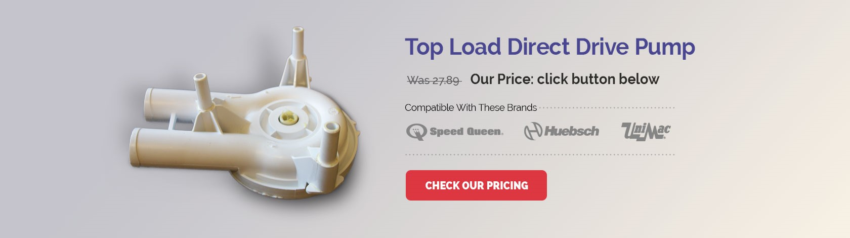 Laundry Parts Commercial Laundry Equipment Supplies Parts King